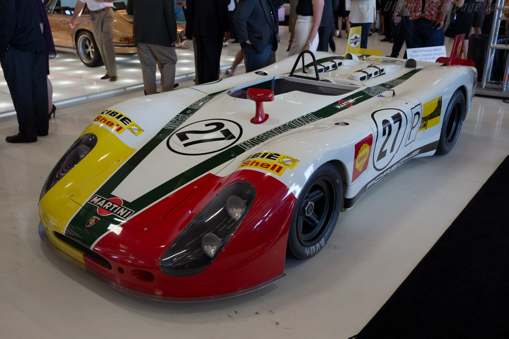 Porsche 908/02 - Chassis: 908/02-005   - 2015 McCall Motorworks Revival