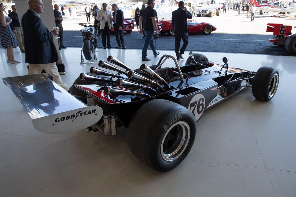 Webster F5000    - 2015 McCall Motorworks Revival