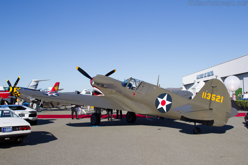 Welcome to the Monterey Jet Center    - 2015 McCall Motorworks Revival