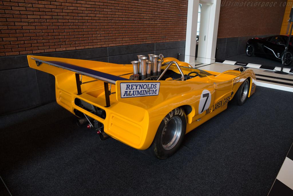 McLaren M8F Chevrolet - Chassis: M8F/1   - McLaren at the Louwman Museum