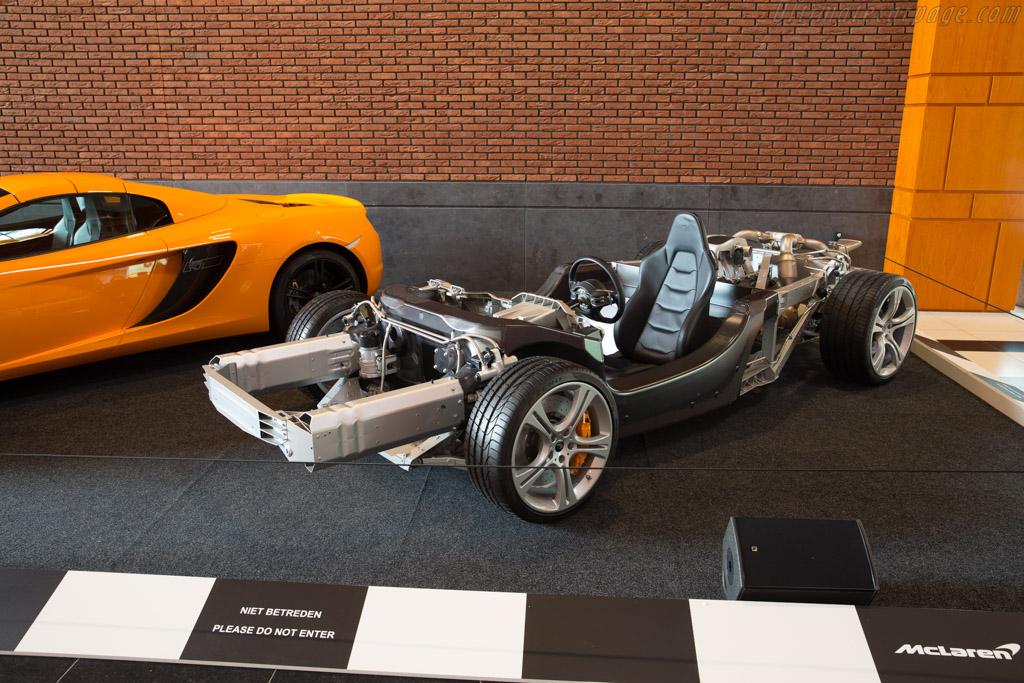 McLaren MP4-12C    - McLaren at the Louwman Museum