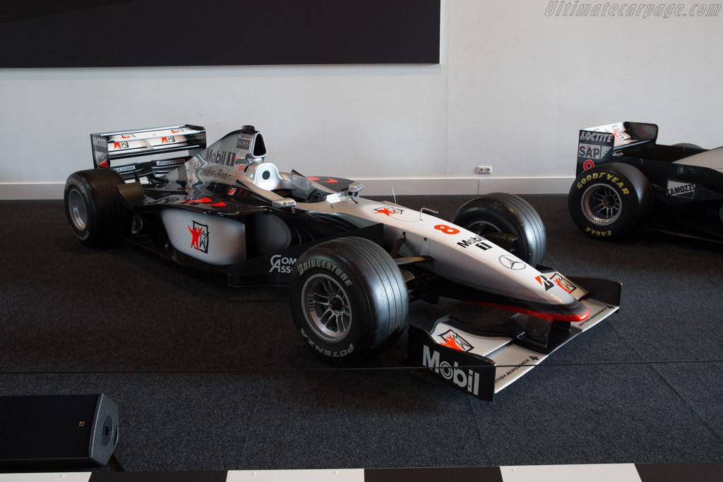 McLaren MP4/13 Mercedes    - McLaren at the Louwman Museum