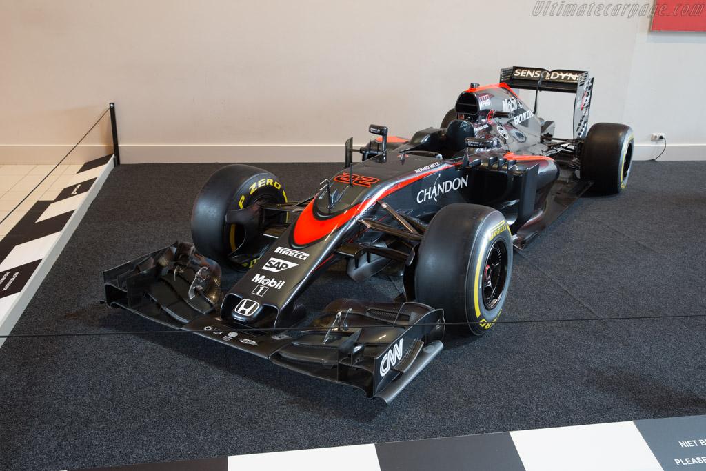 McLaren MP4/30 Honda    - McLaren at the Louwman Museum