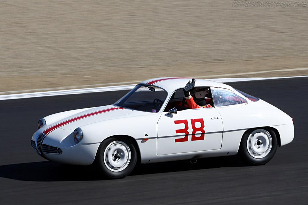 Alfa Romeo Giulietta SZ - Chassis: AR10126 00018   - 2007 Monterey Historic Automobile Races