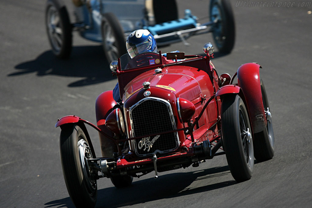 Alfa Romeo Tipo B 'Biposti' - Chassis: 5001   - 2007 Monterey Historic Automobile Races