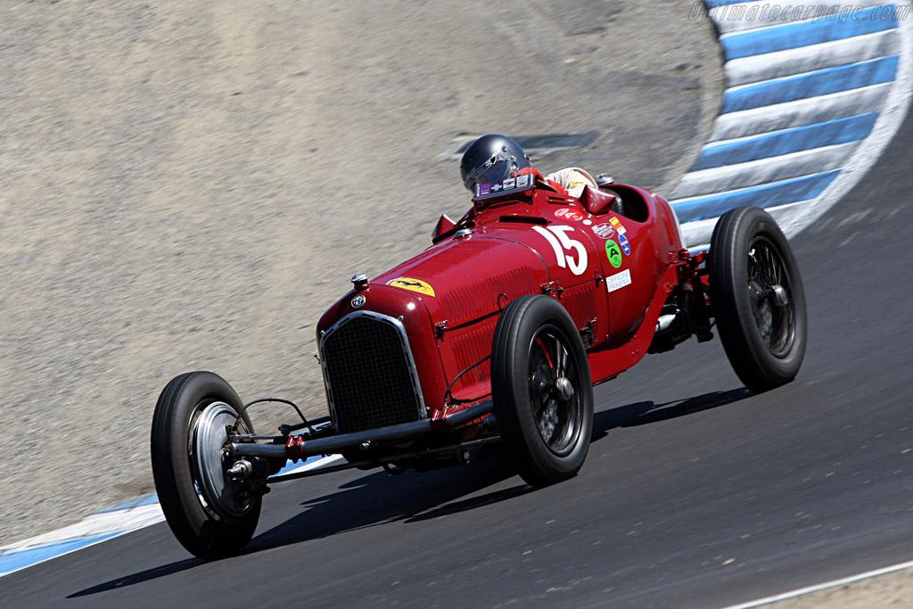 Alfa Romeo Tipo B 'Monoposto' - Chassis: 5002   - 2007 Monterey Historic Automobile Races