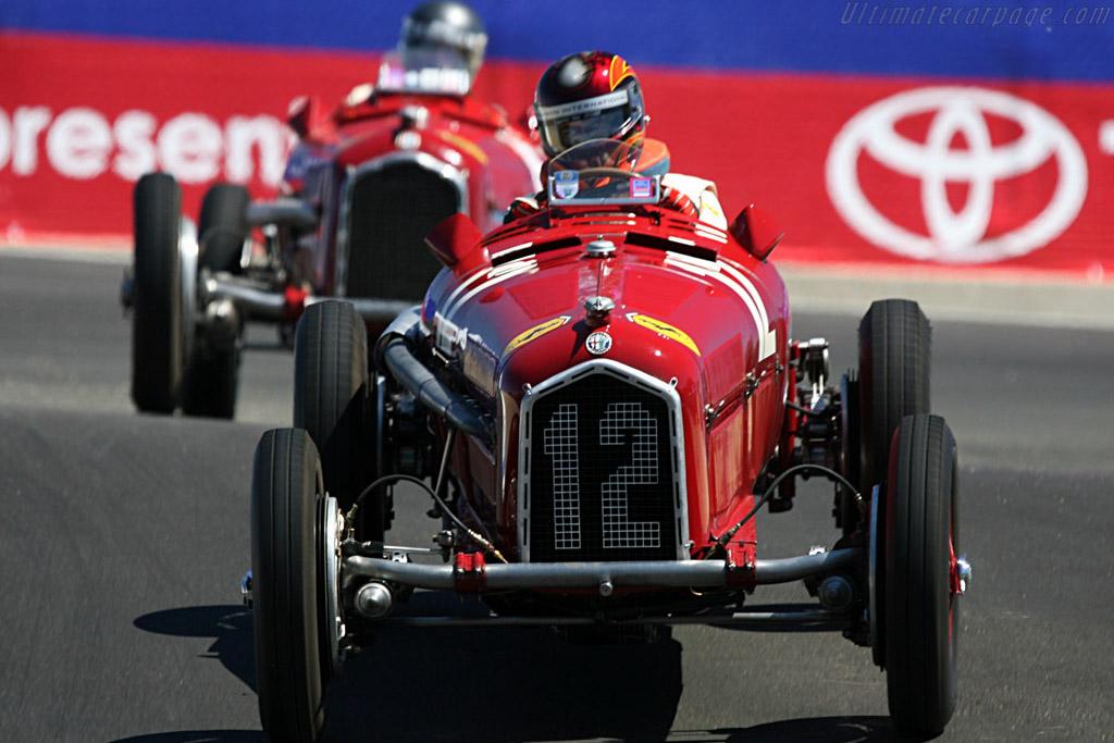 Alfa Romeo Tipo B 'Monoposto' - Chassis: 50005   - 2007 Monterey Historic Automobile Races