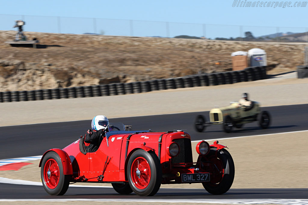 Aston Martin Ulster - Chassis: LM17   - 2007 Monterey Historic Automobile Races