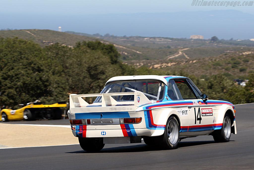 BMW 2800 CS    - 2007 Monterey Historic Automobile Races