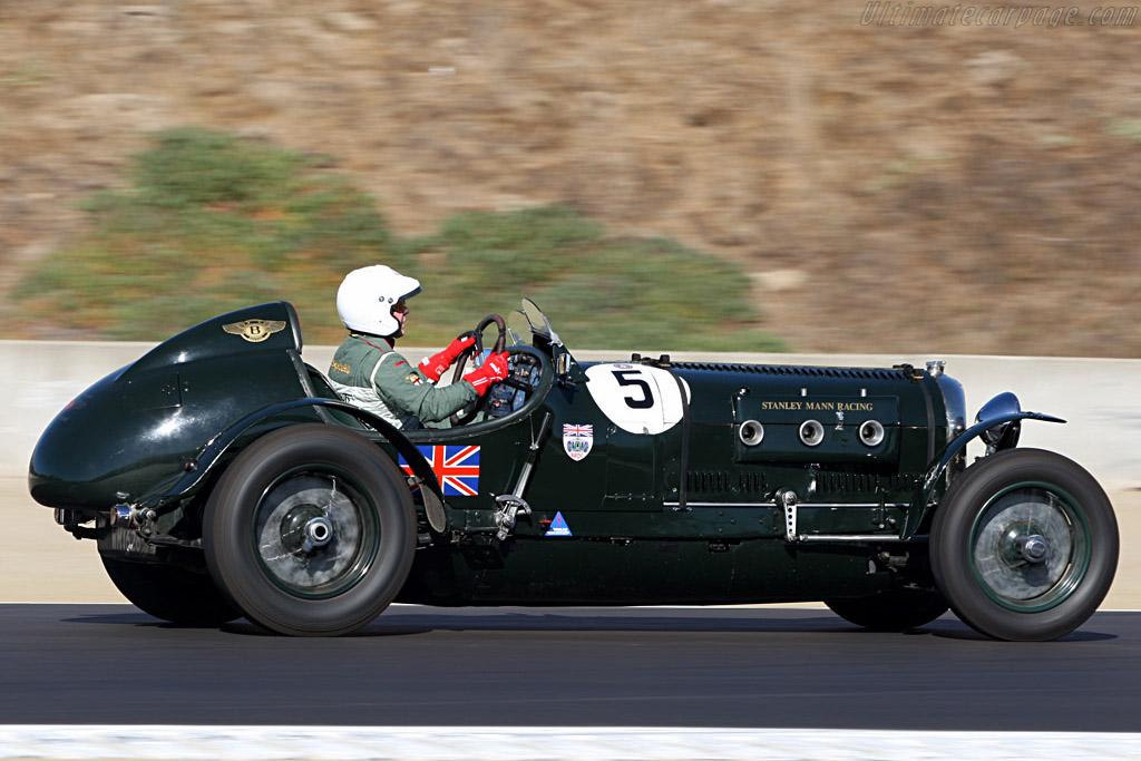 Bentley 3 / 8 Litre    - 2007 Monterey Historic Automobile Races
