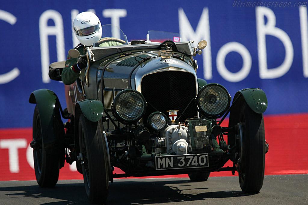 Bentley 4.5 Litre Blower - Chassis: XT3635   - 2007 Monterey Historic Automobile Races