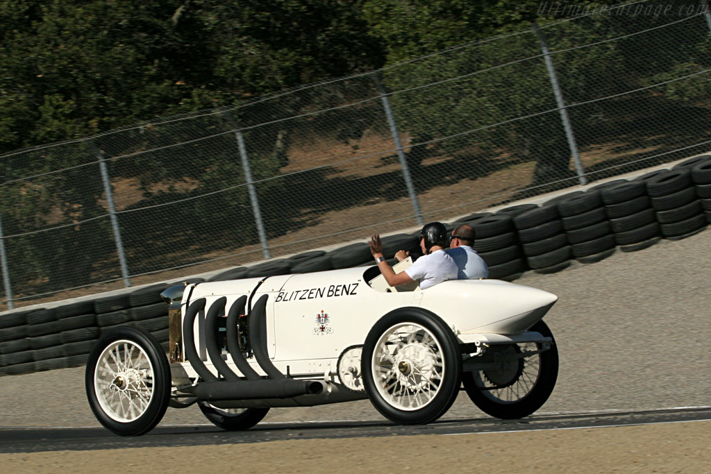 Benz 'Blitzen Benz'    - 2007 Monterey Historic Automobile Races