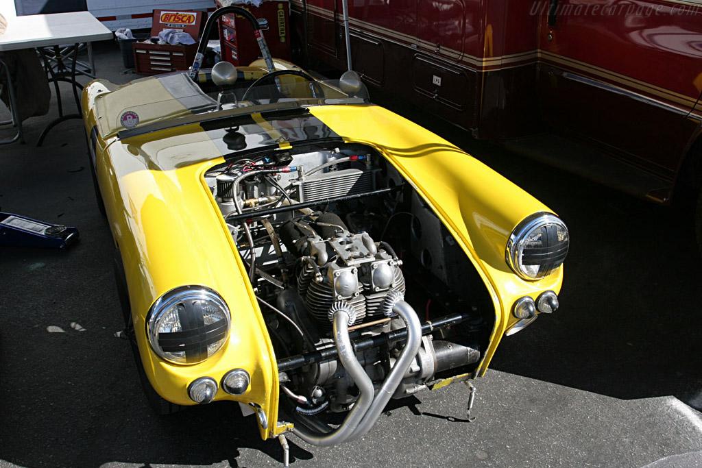 Berkeley B95    - 2007 Monterey Historic Automobile Races