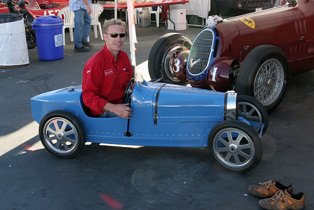 Big boys' toys?    - 2007 Monterey Historic Automobile Races
