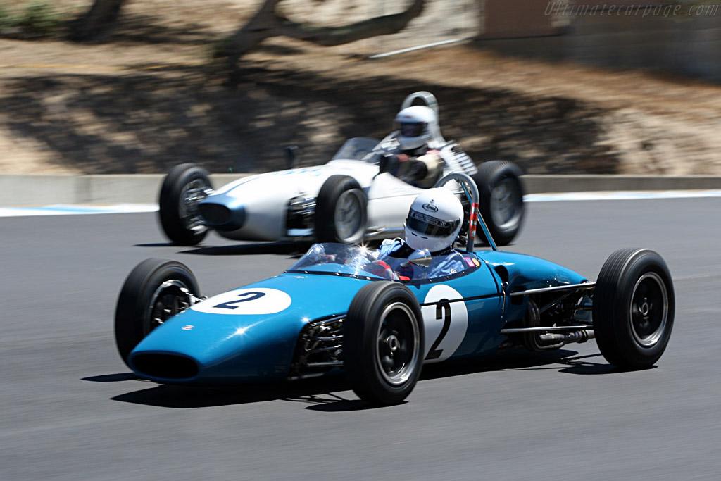 Brabham BT2 - Chassis: FJ-8-62   - 2007 Monterey Historic Automobile Races