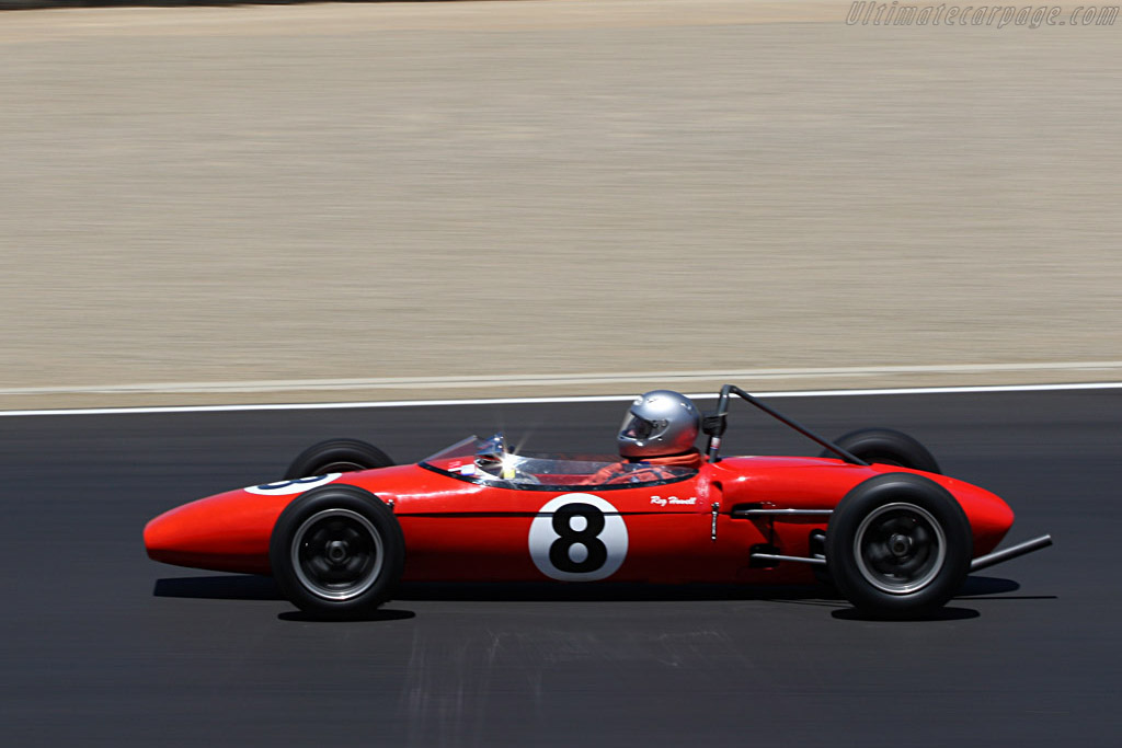 Brabham BT6 - Chassis: FJ-22-63   - 2007 Monterey Historic Automobile Races