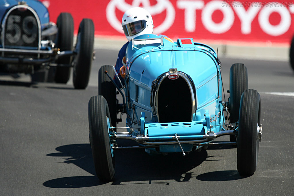 Bugatti Type 35 - Chassis: 4596   - 2007 Monterey Historic Automobile Races