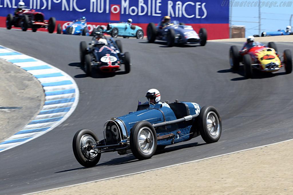 Bugatti Type 59 - Chassis: BC 159   - 2007 Monterey Historic Automobile Races