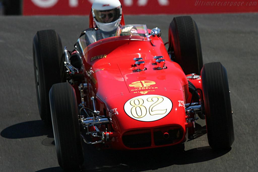 Chenowth 'San Diego Steel Products Spl'    - 2007 Monterey Historic Automobile Races