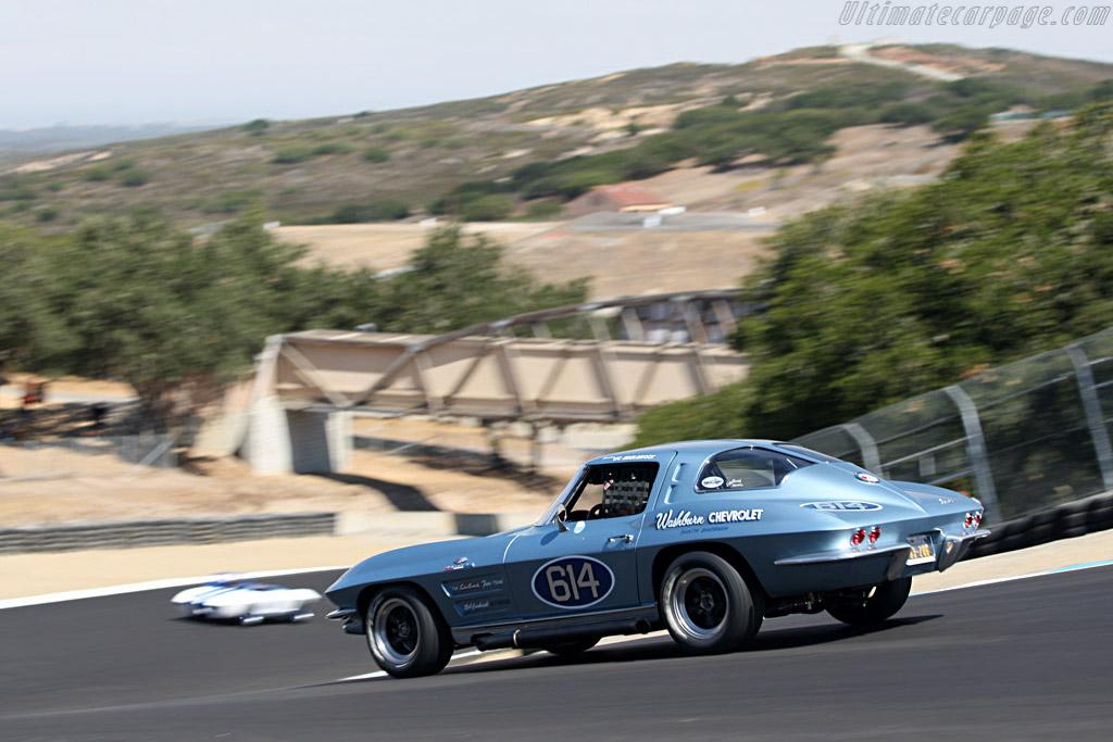 Chevrolet Corvette Z-06    - 2007 Monterey Historic Automobile Races