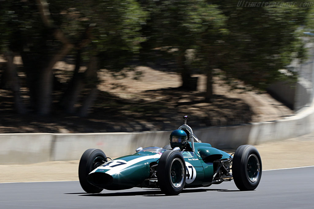 Cooper T62 F1    - 2007 Monterey Historic Automobile Races