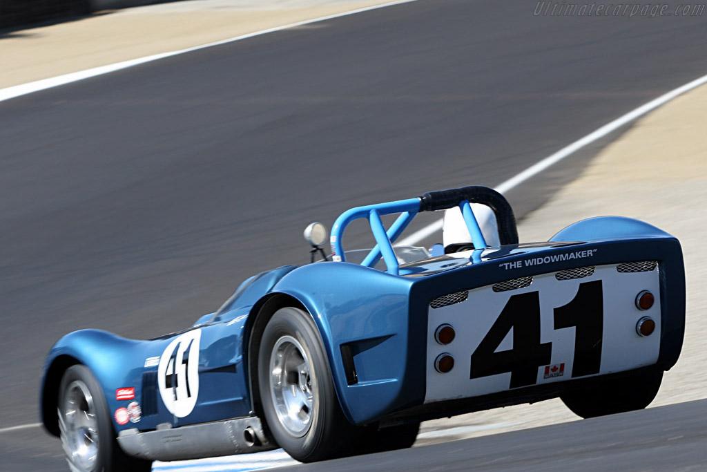 Dailu MkII    - 2007 Monterey Historic Automobile Races
