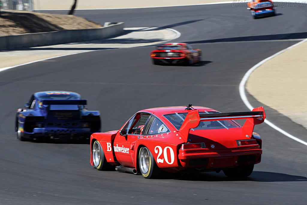 Dekon Monza    - 2007 Monterey Historic Automobile Races