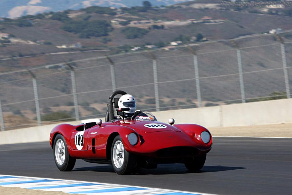 Devin TR    - 2007 Monterey Historic Automobile Races