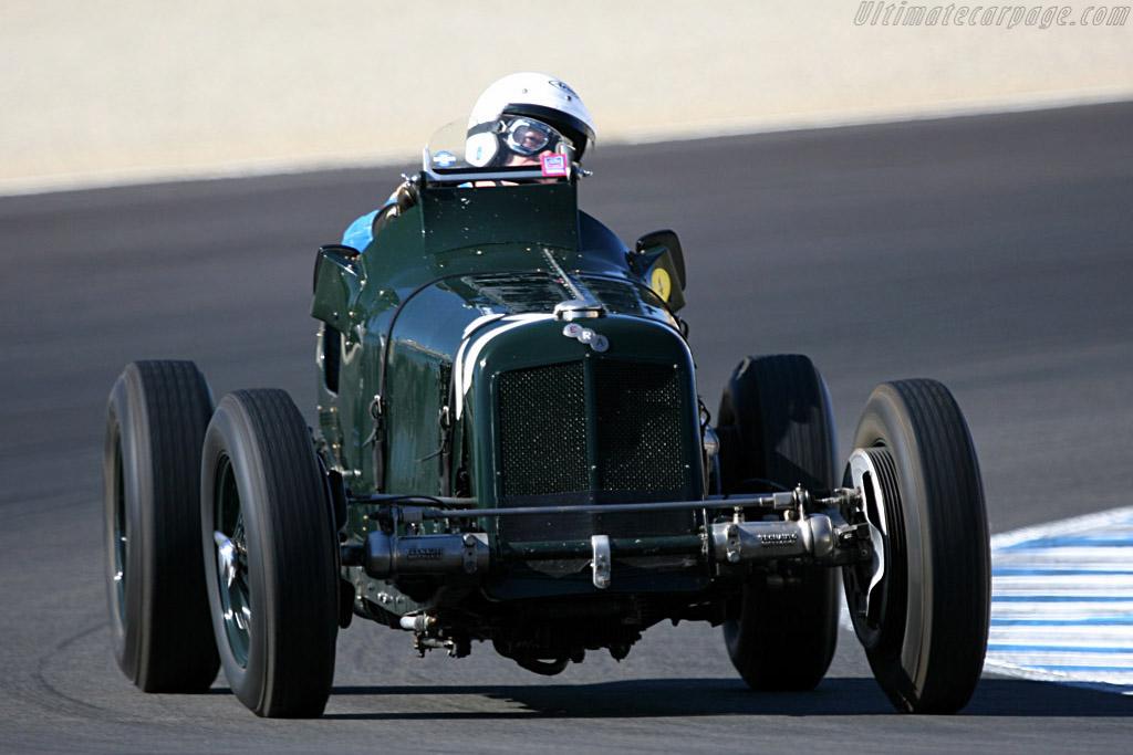 ERA R2A - Chassis: R2A   - 2007 Monterey Historic Automobile Races