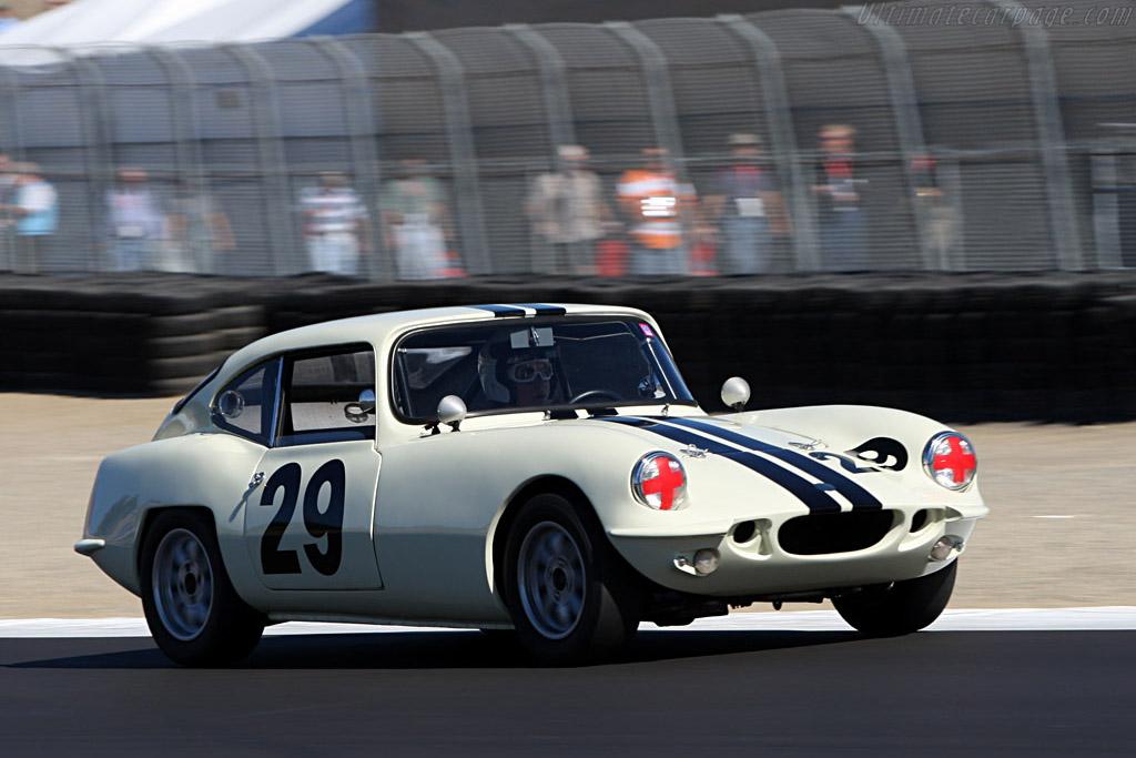 Elva Courier    - 2007 Monterey Historic Automobile Races