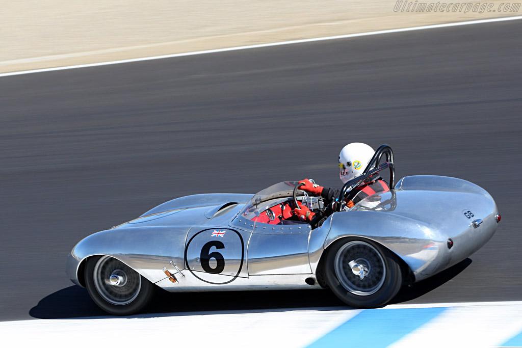 Elva MkIIA    - 2007 Monterey Historic Automobile Races
