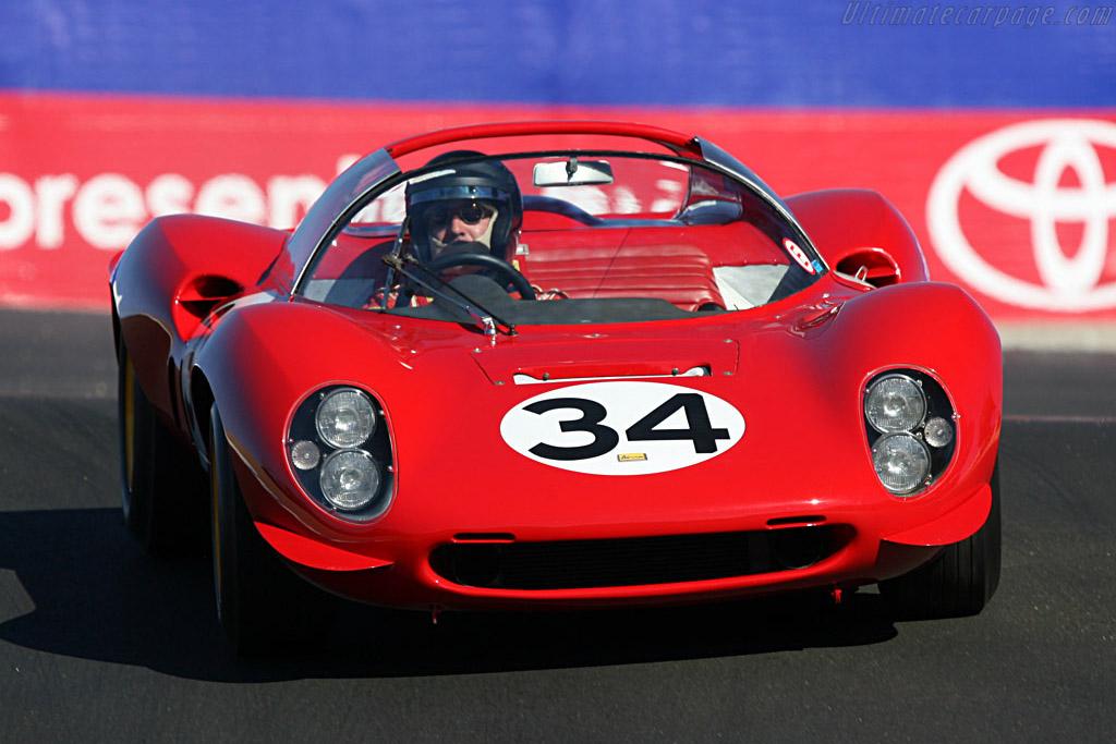 Ferrari 206 SP - Chassis: 026   - 2007 Monterey Historic Automobile Races