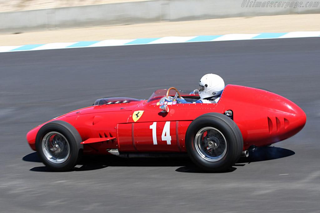 Ferrari 246 Dino F1    - 2007 Monterey Historic Automobile Races
