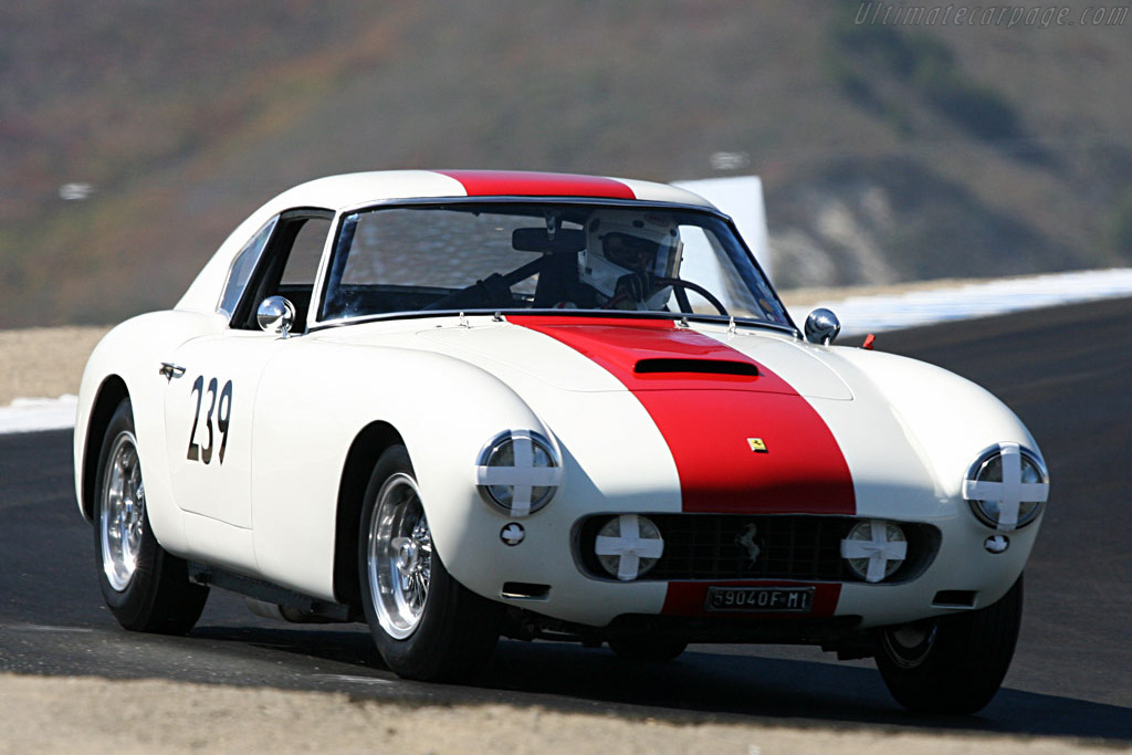 Ferrari 250 GT Interim    - 2007 Monterey Historic Automobile Races
