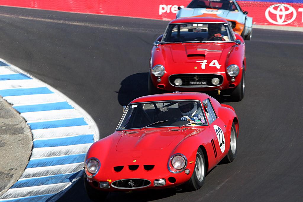 Ferrari 250 GTO - Chassis: 3943GT   - 2007 Monterey Historic Automobile Races