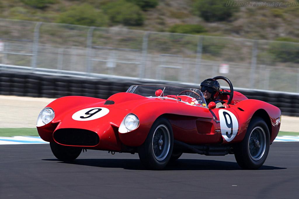 Ferrari 250 TR - Chassis: 0754TR   - 2007 Monterey Historic Automobile Races