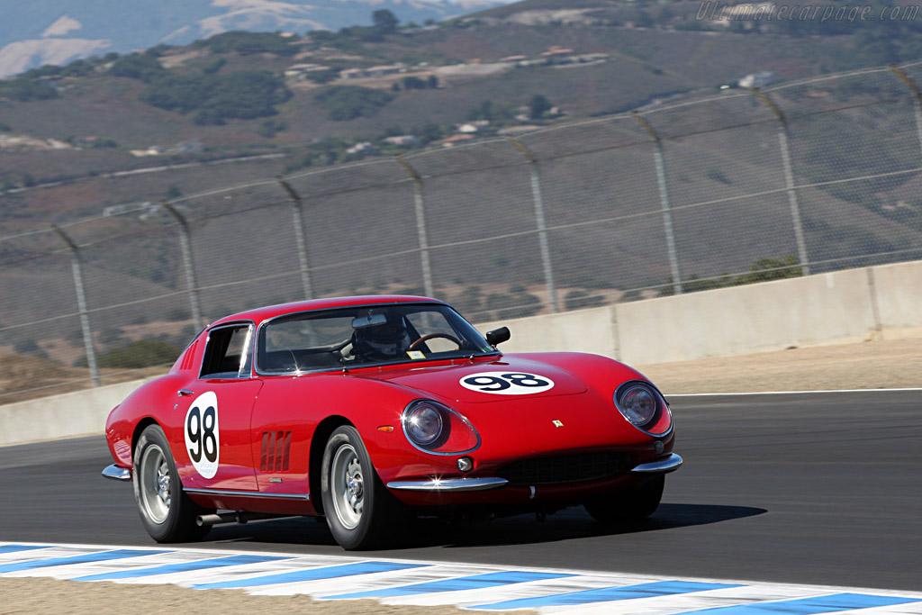 Ferrari 275 GTC - Chassis: 08457   - 2007 Monterey Historic Automobile Races