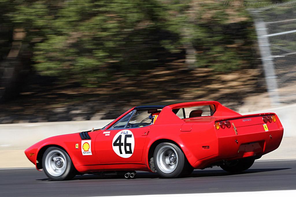 Ferrari 365 GTB/4 Competizione Nart Spyder - Chassis: 15965   - 2007 Monterey Historic Automobile Races