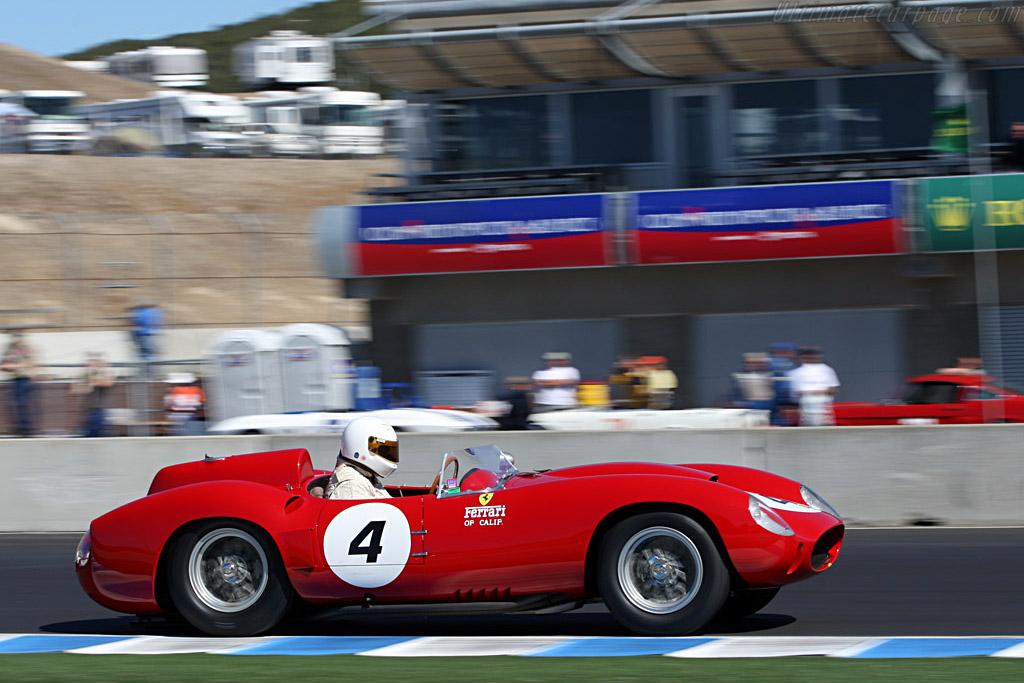 Ferrari 412 MI - Chassis: 0744   - 2007 Monterey Historic Automobile Races
