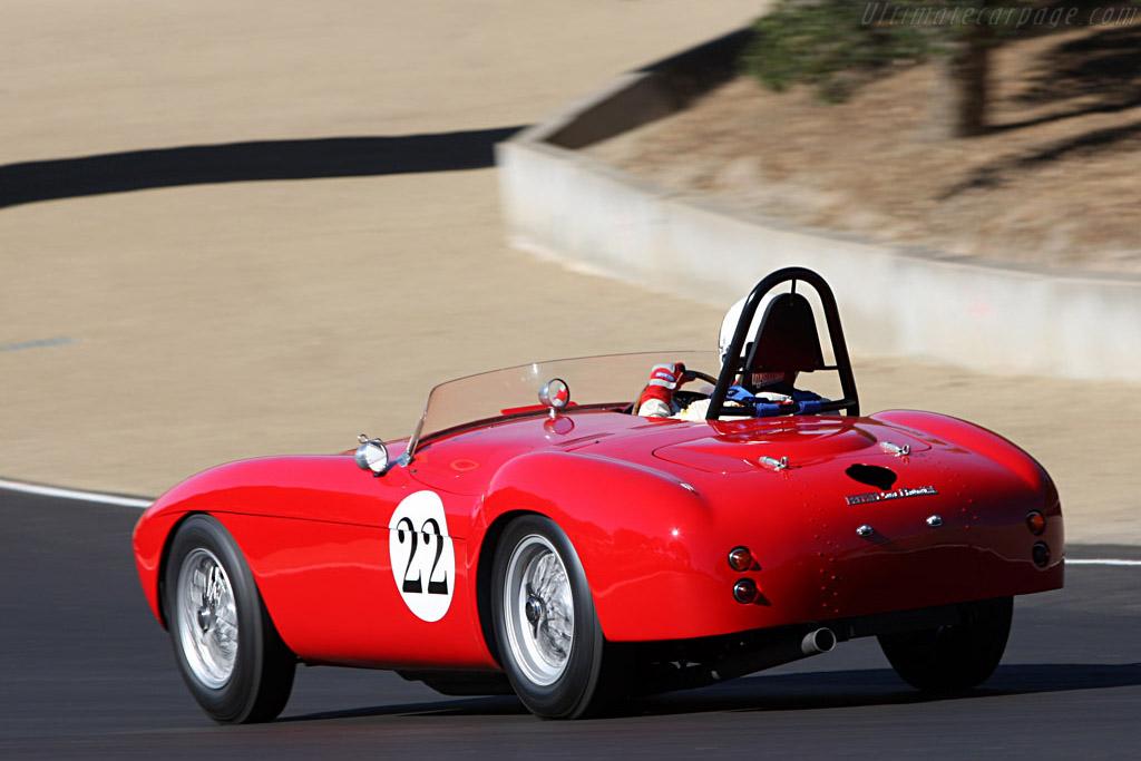 Ferrari 500 Mondial - Chassis: 0408MD   - 2007 Monterey Historic Automobile Races
