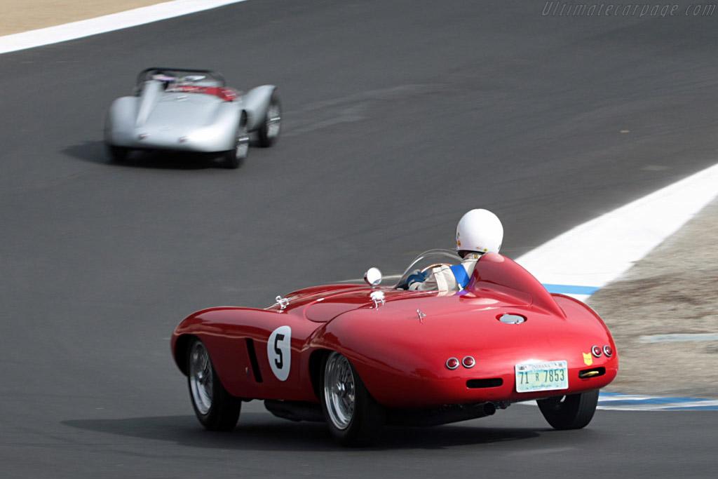 Ferrari 500 Mondial - Chassis: 0474MD   - 2007 Monterey Historic Automobile Races