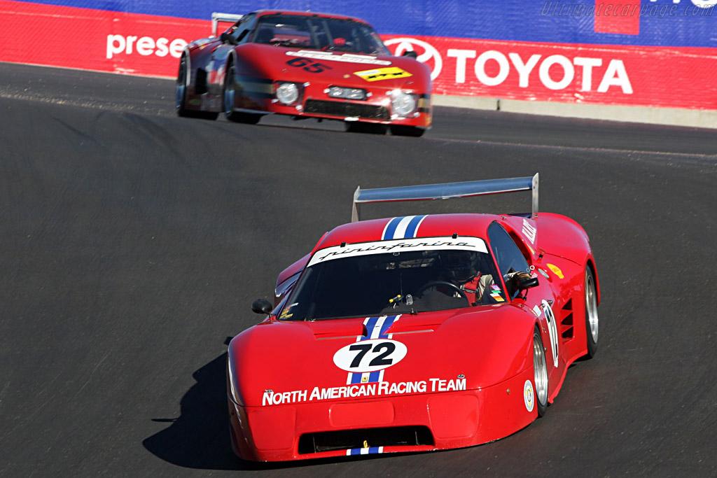 Ferrari 512 BB LM - Chassis: 35527 - Driver: Chuck Wegner  - 2007 Monterey Historic Automobile Races