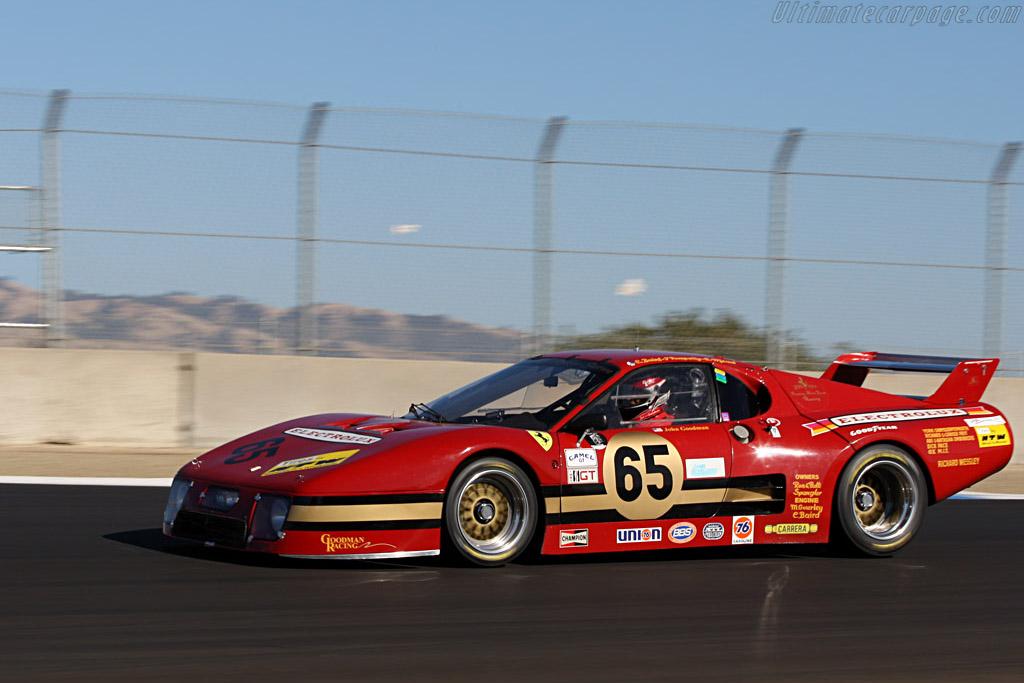 Ferrari 512 BB LM - Chassis: 34445 - Driver: John Goodman  - 2007 Monterey Historic Automobile Races