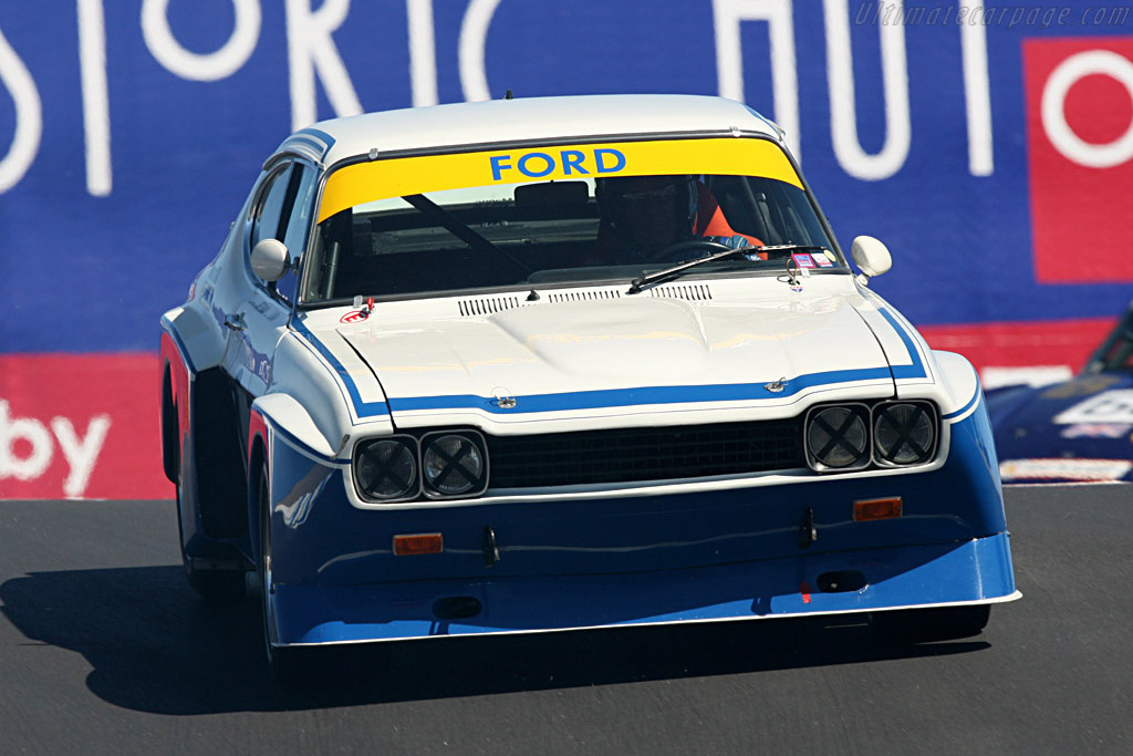 Ford Capri RS 3100 - Chassis: GAECNA19997   - 2007 Monterey Historic Automobile Races