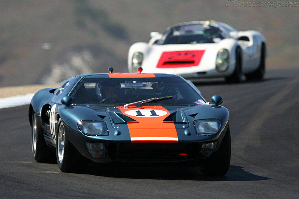 Ford GT40 - Chassis: GT40P/1049   - 2007 Monterey Historic Automobile Races