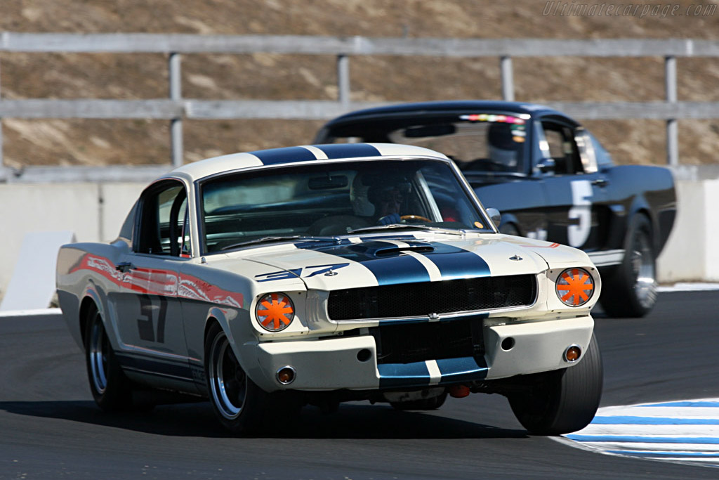 Ford Shelby Mustang GT350   - 2007 Monterey Historic Automobile Races