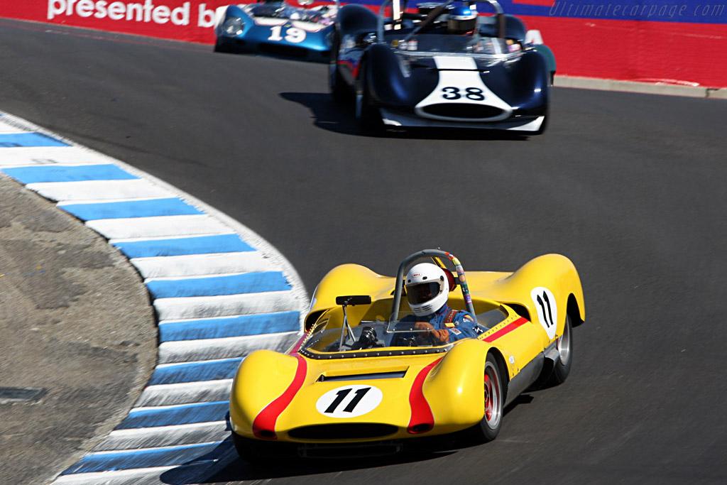 Genie Mk 10    - 2007 Monterey Historic Automobile Races
