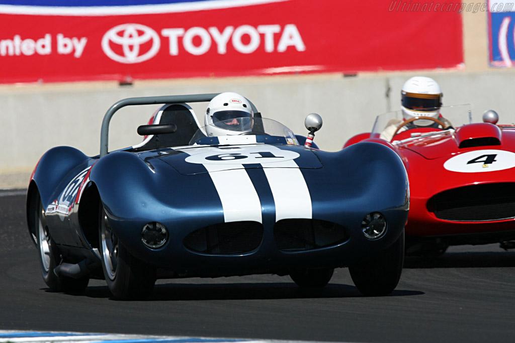 Hagemann Sutton Special - Chassis: 1   - 2007 Monterey Historic Automobile Races