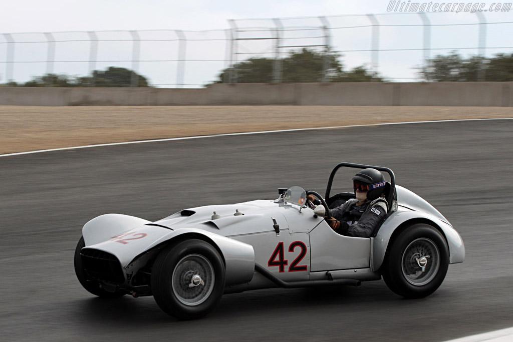 Huffaker Special    - 2007 Monterey Historic Automobile Races
