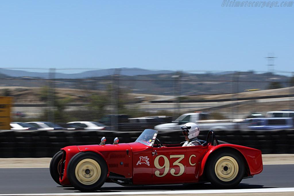 Ingalls Special    - 2007 Monterey Historic Automobile Races